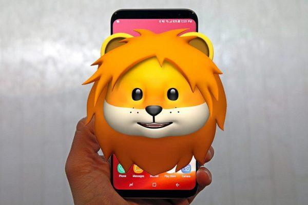 Samsung Galaxy S9 скопирует Animoji с iPhone X?