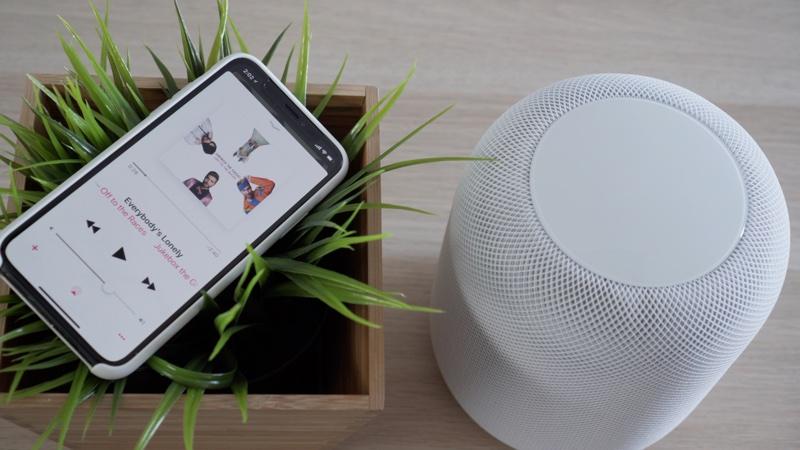 Apple отказывается от заказов на HomePod