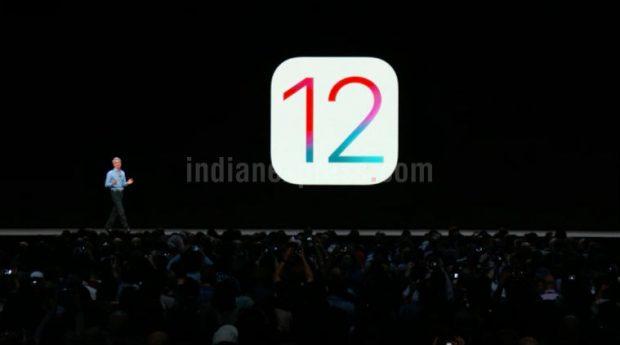 apple ios12