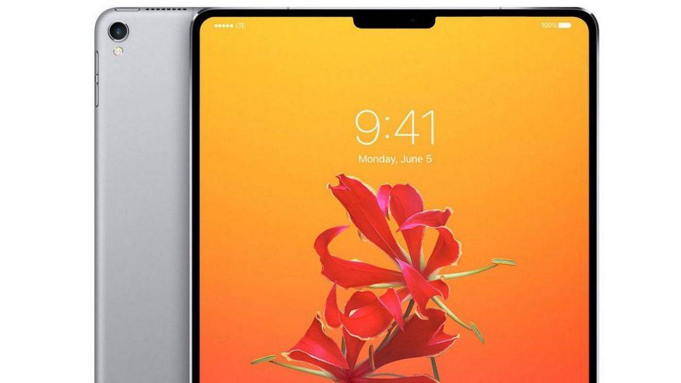 iPad Pro с Face ID подтвержден в iOS 12 beta 1