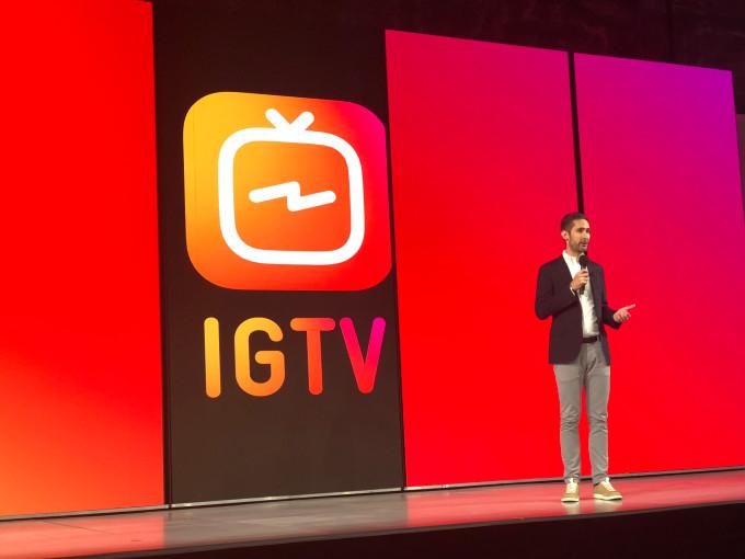 IGTV: новинка от Instagram