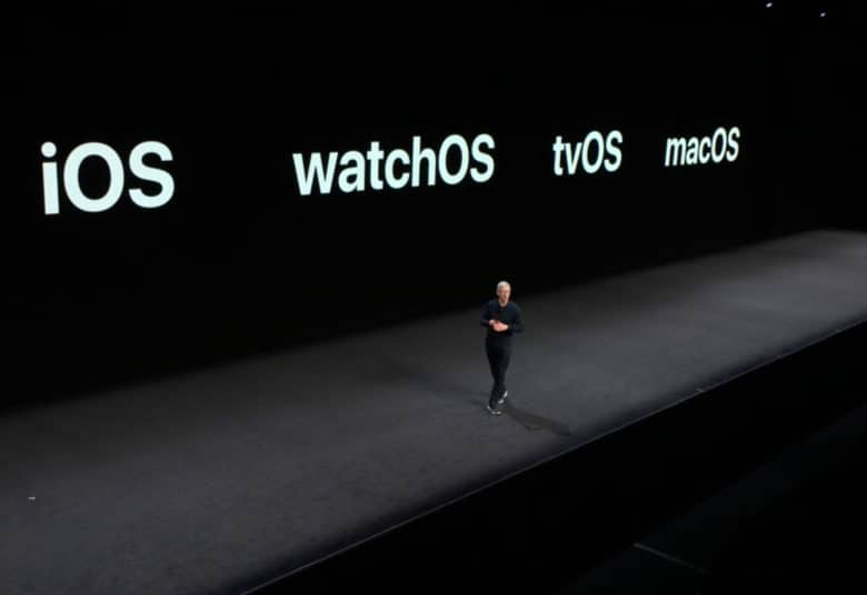 Apple представила iOS 12, macOS Mojave, tvOS 12 и watchOS 5
