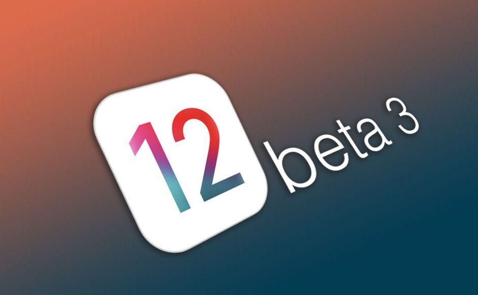 Новое видео на нашем YouTube канале: Что нового в iOS 12 beta 3