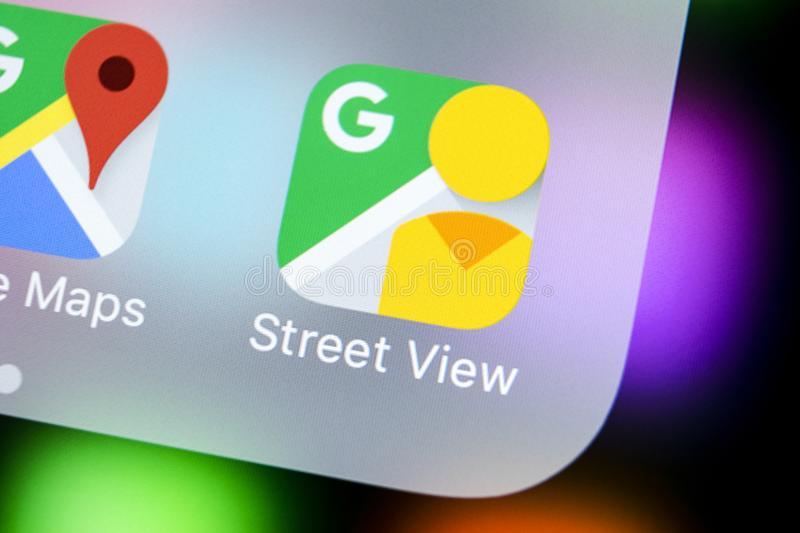Приложение для просмотра улиц Google на iOS получило обновление iPhone X