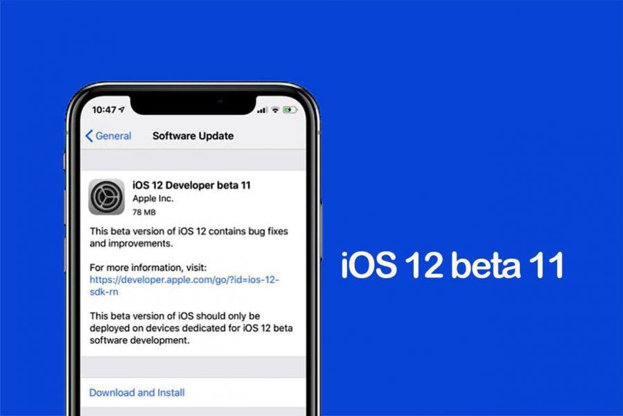 Что нового и интересного в iOS 12 beta 11 для разработчиков (Public beta 9 для всех желающих)