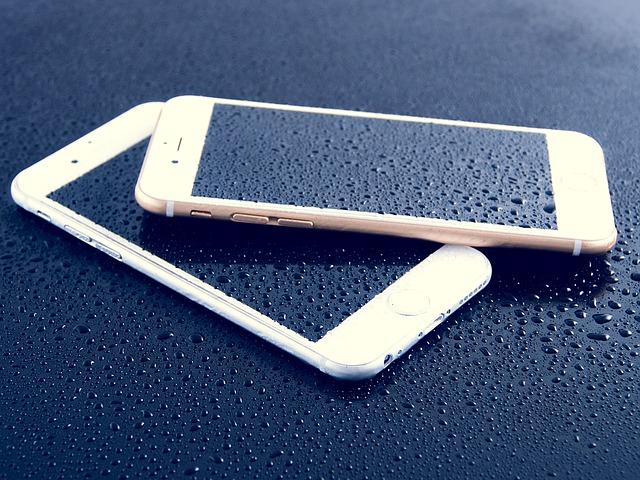 iPhone после банных процедур