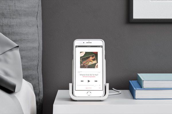 Logitech анонсировала новое беспроводное зарядное устройство для iPhone 8, iPhone 8 Plus и iPhone X