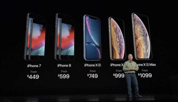 Самые интересные функции в iPhone Xs, Xs Max и Xr