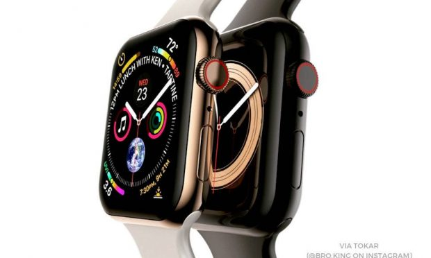 Анализ слухов про часы Apple Watch Series 4