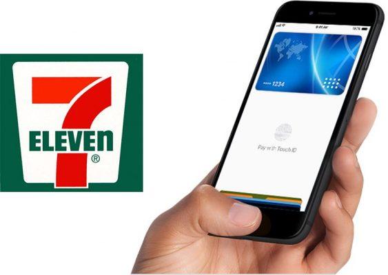 Поддержка Apple Pay теперь доступна в 10 000+ магазина 7-Eleven