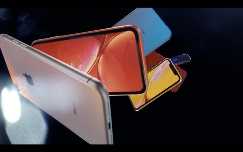Apple анонсирует новый 6,1-дюймовый iPhone XR с полноэкранным дисплеем Liquid Retina Display и Face ID