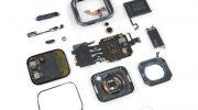 Apple Watch Series 4 вскрыли: на 4% больше емкость аккумулятора, скрытый барометрического датчика