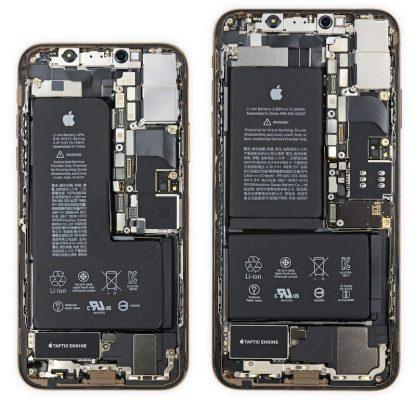 Стоимость комплектующих iPhone XS Max составляет $443