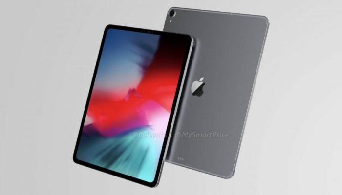 Планшеты iPad Pro (2018) будут иметь 10.5- и 12.9-дюймовые дисплеи и безрамочный дизайн