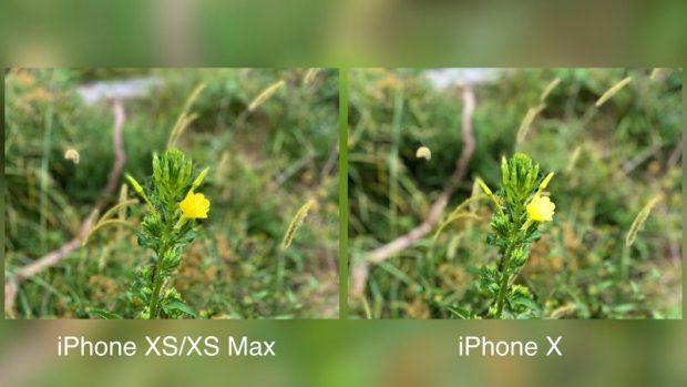 Сравнение камер iPhone XS Max против iPhone X