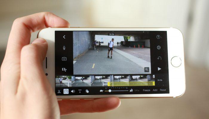 6 лучших бесплатных видеоредакторов для iPhone