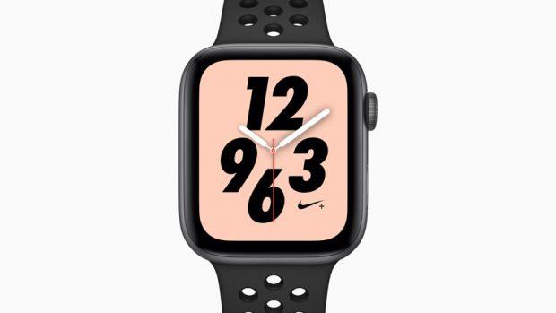 Краткий обзор Apple Watch Series 4 Nike+
