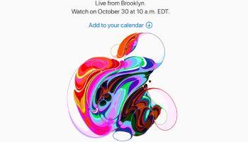 Новый iPad Mini покажут 30 октября