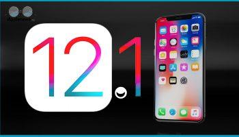 iOS 12.1 Что нового? [видео]