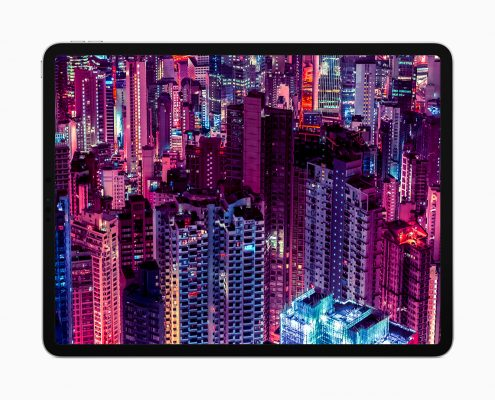 Apple представила новые безрамочные 11-дюймовые и 12,9-дюймовые iPad Pro