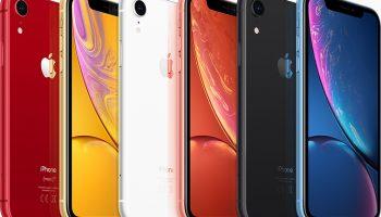 Apple выпустила рекламу «Color Flood» для iPhone XR