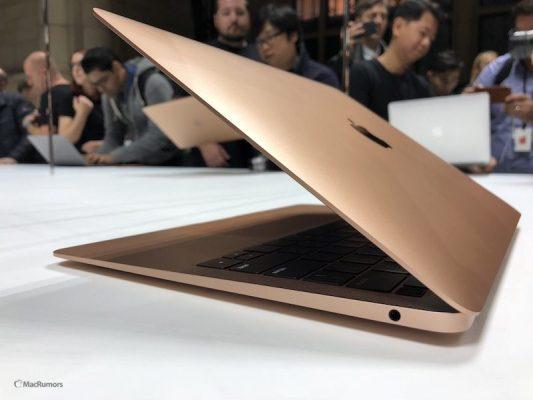 Фотографии нового iPad Pro, MacBook Air и Mac mini