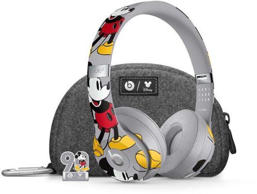 Beats byDre выпустит лимитированную серию наушников вчесть юбилея персонажа Disney