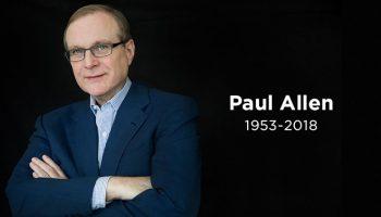 Со-основатель Microsoft Пол Аллен ушел из жизни в возрасте 65 лет