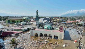 Apple пожертвовала 1 миллион долларов на помощь пострадавшим при землетрясении и цунами в Индонезии
