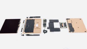 MacBook Air 2018 очень плохо ремонтируется!