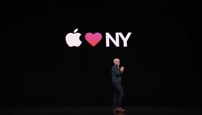 Apple предоставило полное видео с презентации iPad Pro и MacBook Air на YouTube