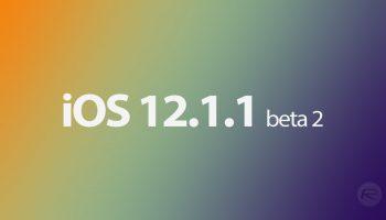 Apple выпустила вторую бета-версию iOS 12.1.1 для разработчиков