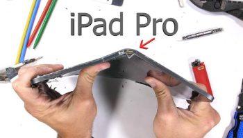 Apple заявляет, что погнутые новые iPad Pro 2018 года это нормально и не является дефектом