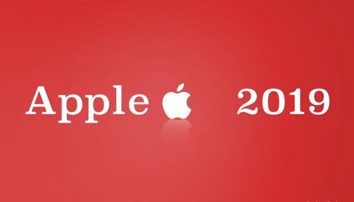 Что Apple выпустит в 2019 году