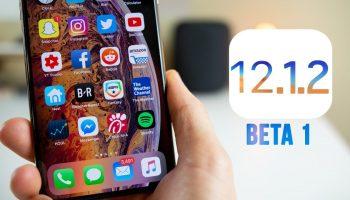 Apple выпустила первые публичные бета-версии iOS 12.1.2, macOS Mojave 10.14.3 и tvOS 12.1.2
