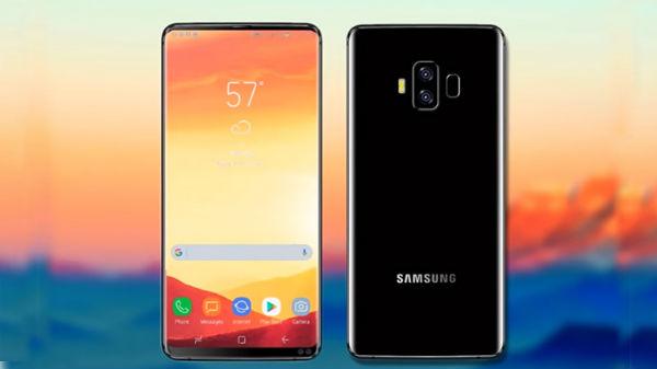 Сканер отпечатка пальца, который будет встроен в дисплей, появится в Galaxy A10