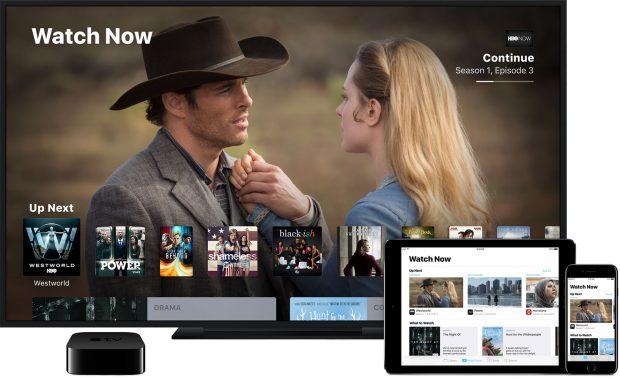 Apple планирует запустить сервис потокового телевидения к середине апреля