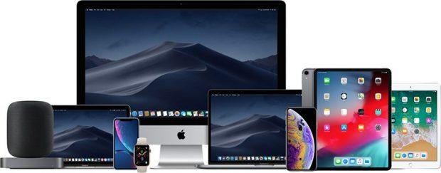 Apple имеет 1,4 миллиарда активных устройств по всему миру