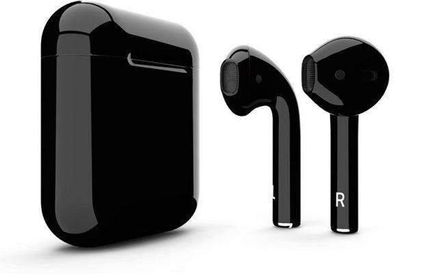 Apple выпустит AirPods с новым покрытием и черным цветом весной