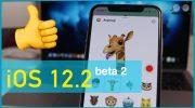 iOS 12.2 beta 2. Что нового? [видео]