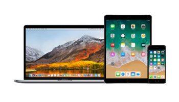 Apple собирается объединить приложения для iPhone, iPad и macOS в одну платформу до 2021г