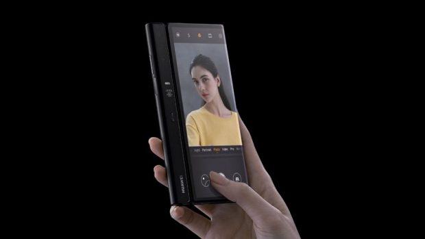 Huawei представляет складной смартфон Mate X за $ 2600, чтобы конкурировать с Samsung Galaxy Fold