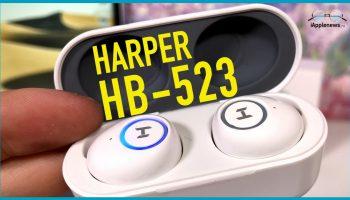 Беспроводные наушники Harper HB-523 [видео]