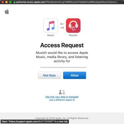Как слушать Apple Music в Интернете