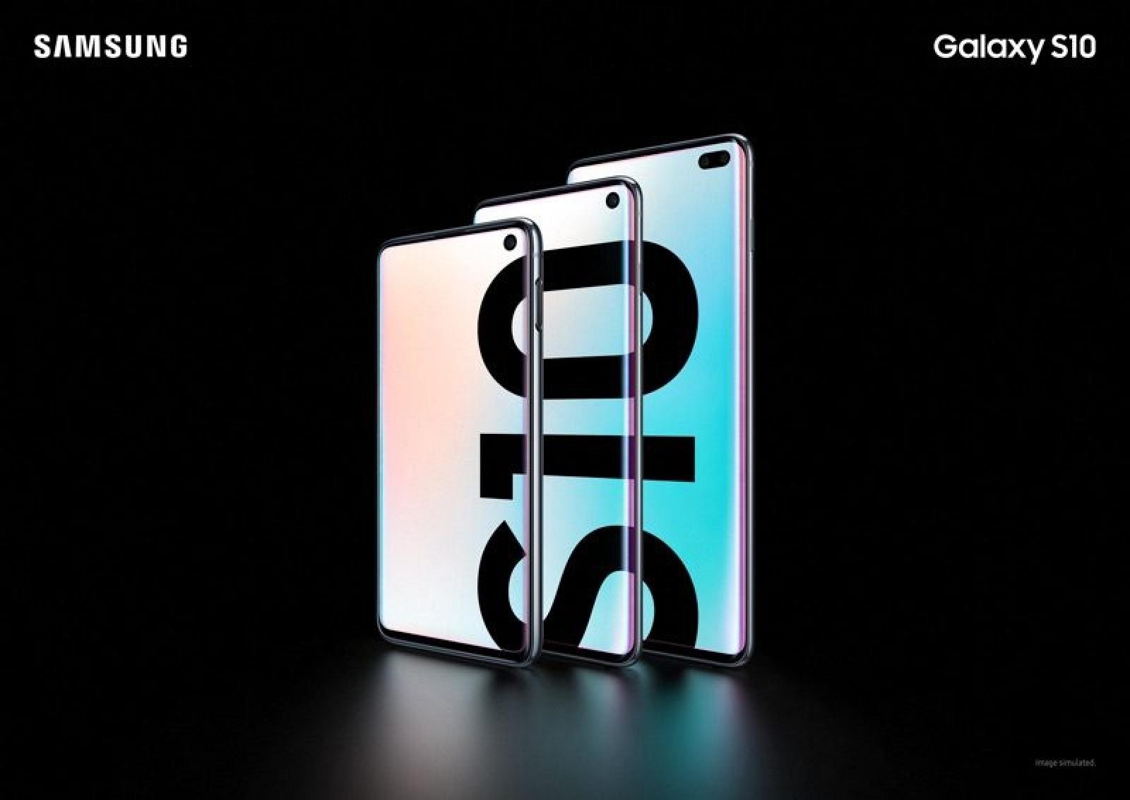 Samsung выпускает Galaxy S10 и S10 + вместе с Premium S10 5G и более дешевой версией S10e