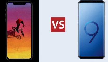 Samsung Galaxy S9 против Apple iPhone XR, какой однокамерный смартфон лучше?