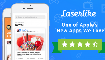 Apple покупает стартап машинного обучения Laserlike