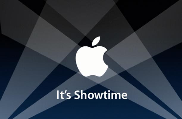 Apple разослала приглашения для СМИ на мероприятие «It's Show Time» 25 марта