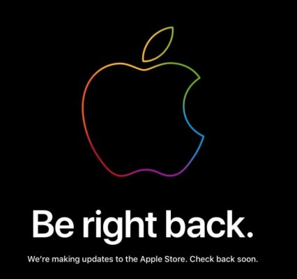 Интернет-магазин Apple закрылся на фоне слухов об AirPower и новых iPad