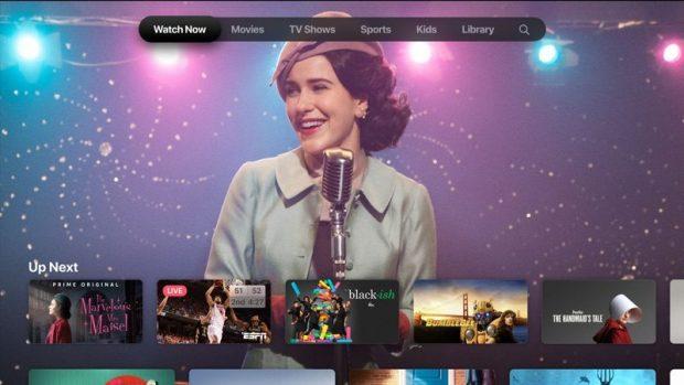 appletvappinterface 800x450 620x349 - Как пользоваться Apple TV+. Полное руководство